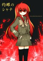 Shakugan no Shana by siLvErRYtHeM24