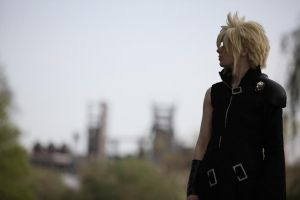 Cloud Strife by SerinuCeli