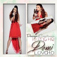 DemiLovatoPNGPackbyDesignCreations by DesignCreationsOffi