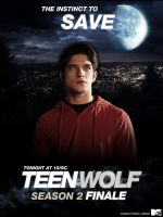 Scott - Teen Wolf Season 2 Finale poster by FastMike