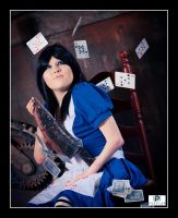 Raining Cards by Misa-on-Wheels