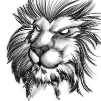 lion by SmithByDesign