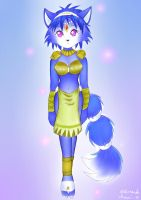 77 Test - Krystal by RuiNami
