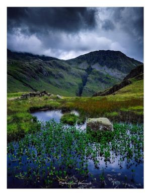 Scafell Pike by SebastianKraus