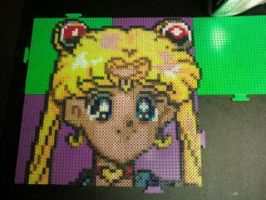 Sailor Moon Head by craftemu