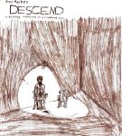 DESCEND- my hand-drawn horror project by 5hrapnel
