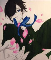 Ciel Phantomhive by TheClaimedXXArtist