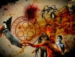 Silent Hill Wallpaper by ladyevel