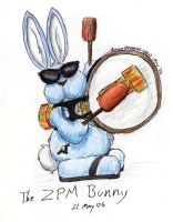 ZPM Bunny by RogueDragon