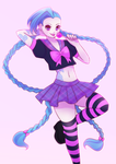 School Special: Jinx by Pastelletta