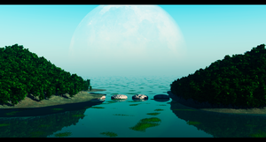 Island Vue One by Vincet-360