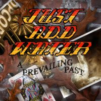 Just Add Water Album Cover by ginger-roots