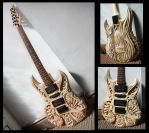 Artype Custom electric Guitar by back2root