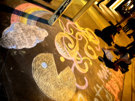 Chalk art 6 by TheDisappearingGirl