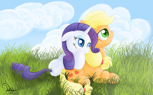 Beautyfull day, isn't it? by TwilightSquare
