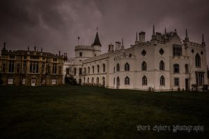 Strawberry Hill House. Home of Horace Walpole. by jasonthe5150