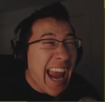 Markiplier Imscared Face by WorldwideImage