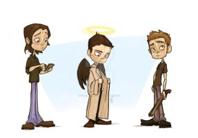 Team Free Will by KiilKannibble