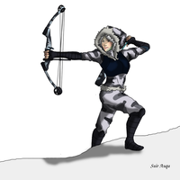 Ashe Arctic Ops by soiden135