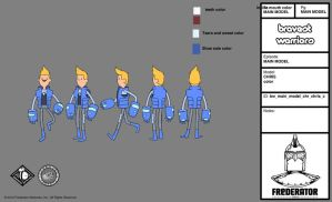 Chris by TheCartoonHangover