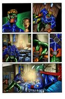 pages-ultimate comics by joseisai
