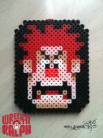 Wreck-It Ralph !!! by RockerDragonfly