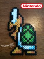 Koopa Troopa by RockerDragonfly