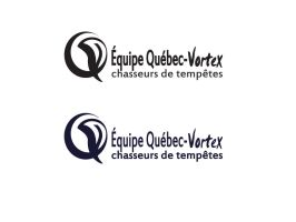 Quebec Vortex logo by CaroRichard
