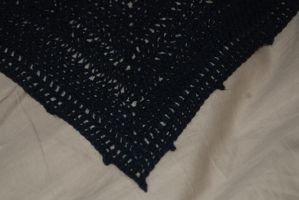 Alpaca Shawl 2 by rjccj