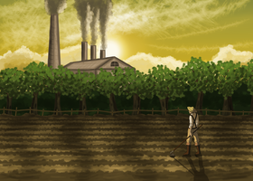 Agriculture to Industry by RitoSternbeck