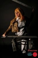 Attack on Titans - Christa by Ryukai-MJ