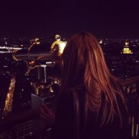 Paris by night, city of lights by tanitatick
