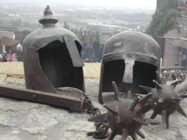 Objects - Old Helmet by Stock-gallery
