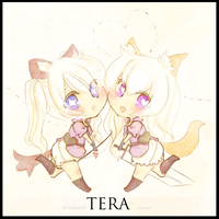 TERA - Archer + Slayer by SweetieMoon