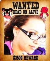 Wanted by bernetwolfamber1