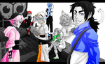 WhytManga Tournament 2013 round 1 by Elbytron