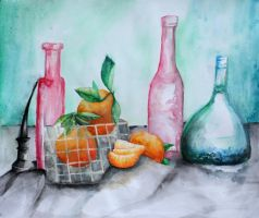 Still Life by girlngreen7