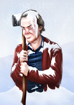 Winter is coming, Danny! by NazoZR