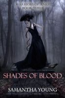 Shades of Blood by Samantha Young by Phatpuppyart-Studios