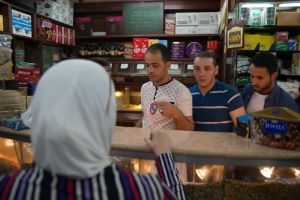 Nablus - shopping fever by yanjin