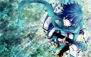 Vocaloid Wallpaper - Kaito #3 by umi-no-mizu