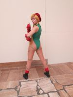 Cammy 3 Ass Shot! by doctornocturne