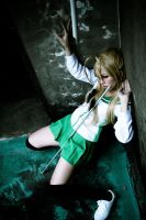 HIGHSCHOOL OF THE DEAD_Rei3 by kuvolcano