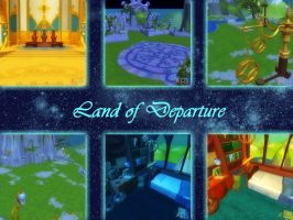 Land of Departue [XPS] by LexaKiness