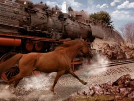 Iron Horse by adverbial-spectra