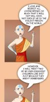 Aang's Views on His Future by AgiVega
