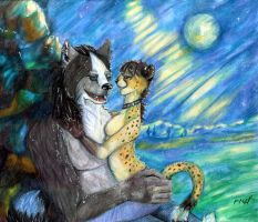 Moonway_for_two by Felicity-MadHatter