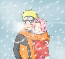 AT: NaruSaku is love by Sofy-Senpai