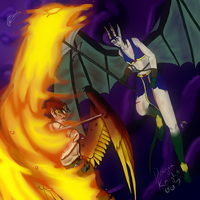 SoC: Above the Gate of Hell by DragonKnight007