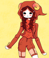 Fancy Godtier Aradia by Simplyleek